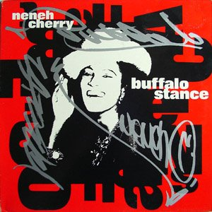 Neneh Cherry - Buffalo Stance