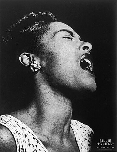 Billie Holiday Back In The Day