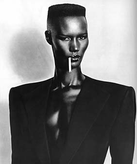 Grace Jones a/k/a Terrifying