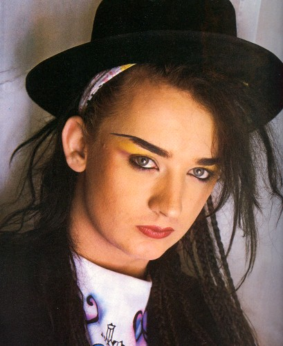 Boy George: Your Tranny Brother