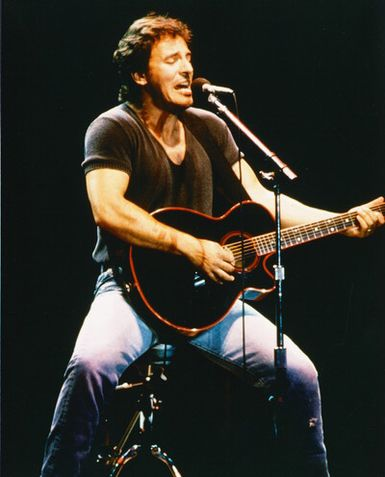 Bruce Springsteen: The Guy Who Works Down At The Factory