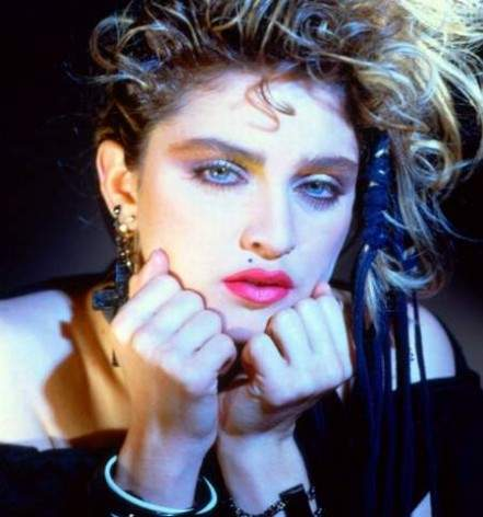 Madonna: That Brazen Girl In High School That Was Always Saying Trashy Things For Shock Value