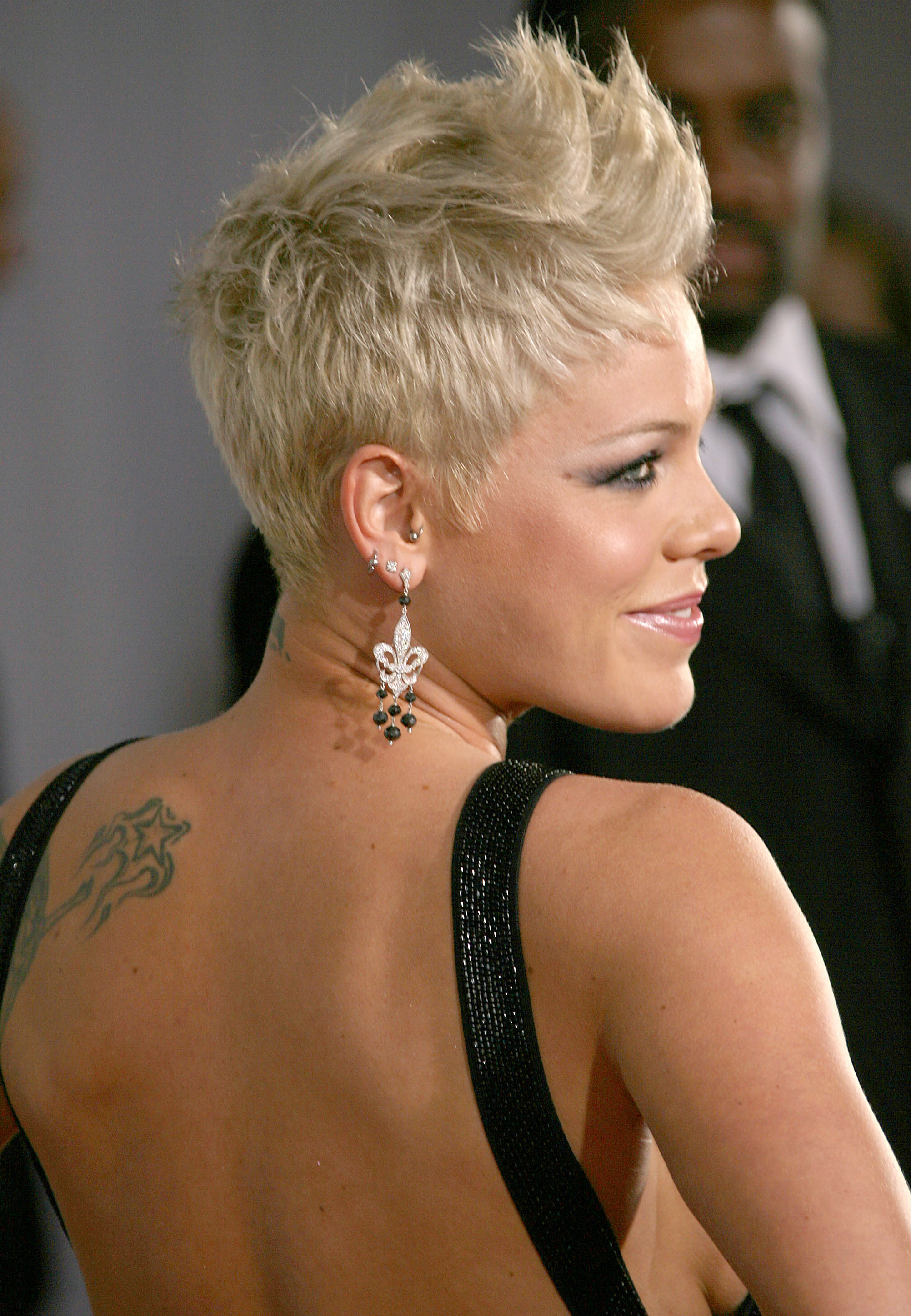 Pink: That White Trash Neighbour With The Pit Bull