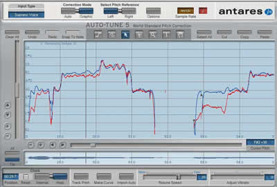 Antares Autotune Plug-In
