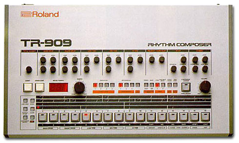 Roland TR-909